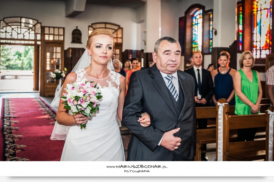 fotograf na ślubie