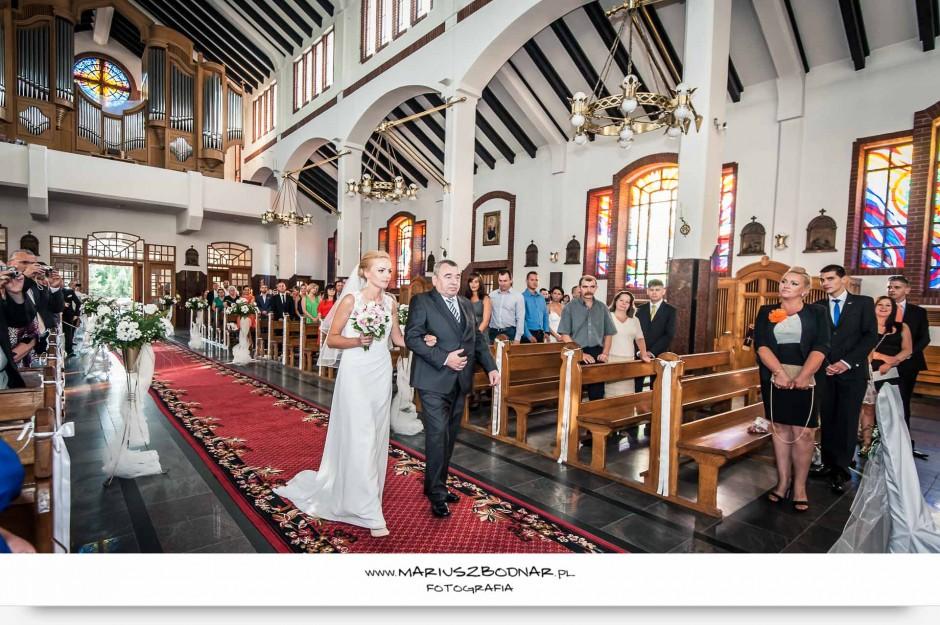 fotograf Pruszków podczas ślubu