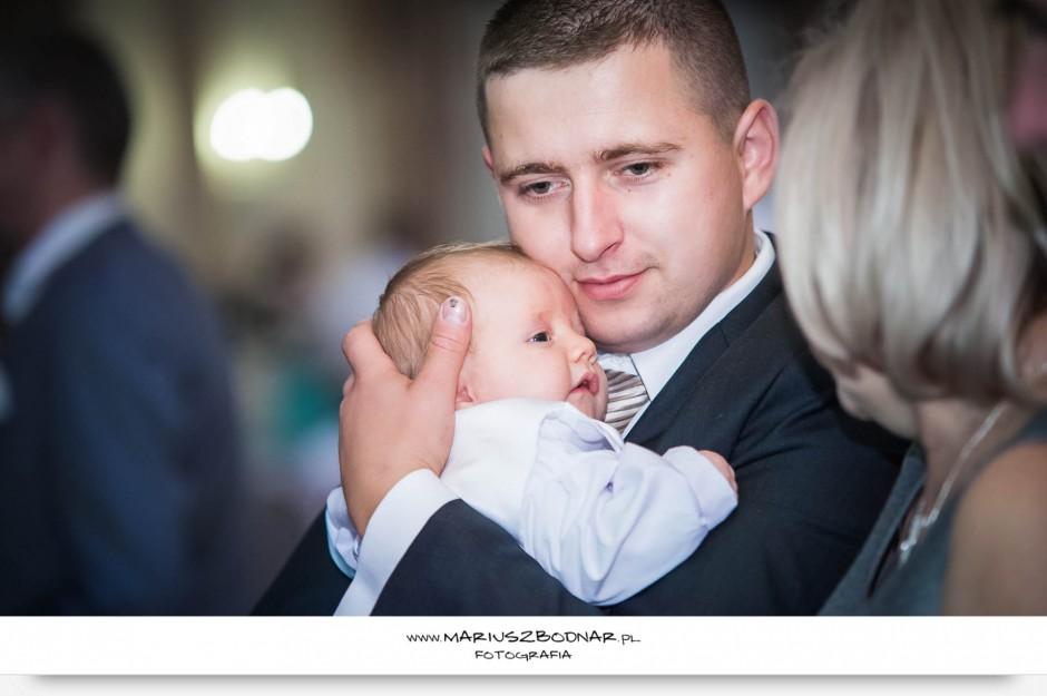 rodzic na weselu