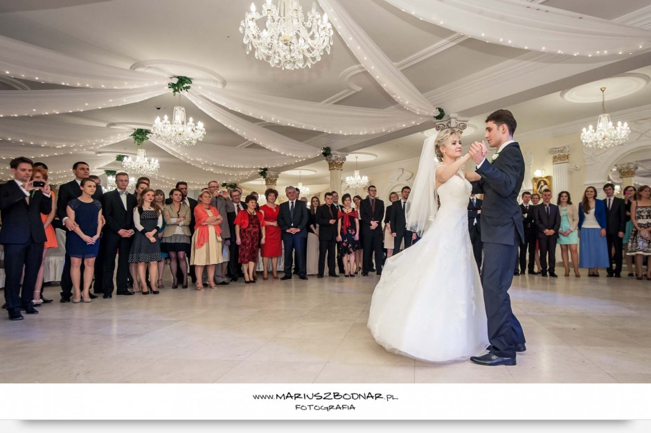fotograf Warszawa na weselu