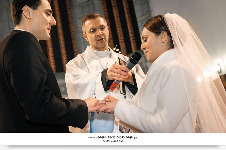 fotograf na ślub w kościele