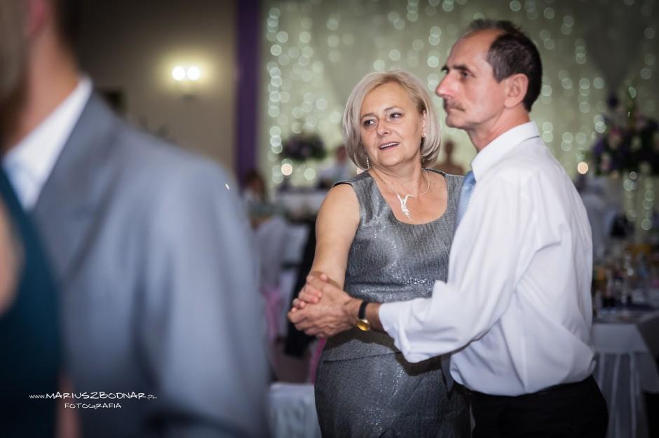 rodzice na weselu