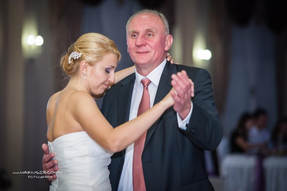 taniec z tatą