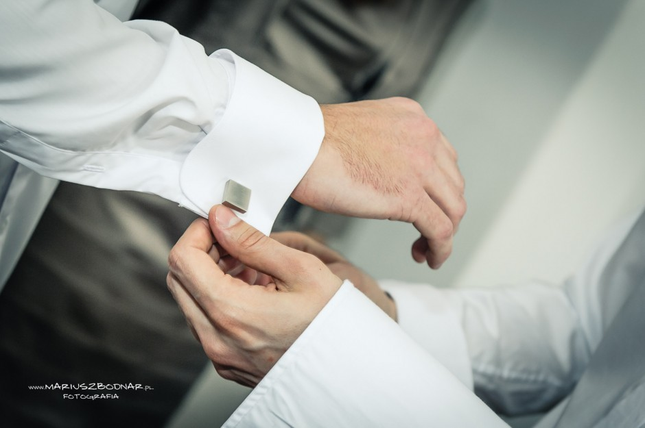 zdjęcie z przygotowań do ślubu